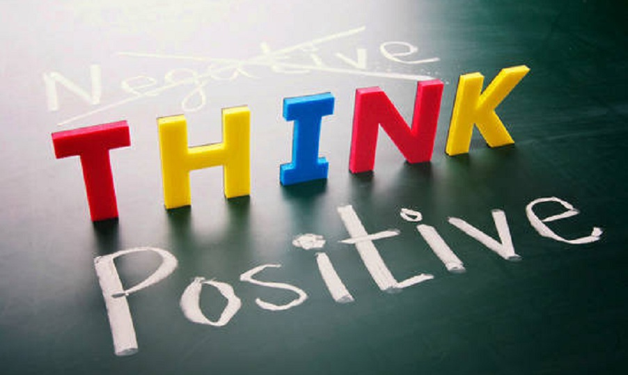 The Power of Positive Thinking and Attitude at Workplace